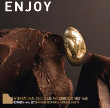 Salon des chcolatiers Geneva